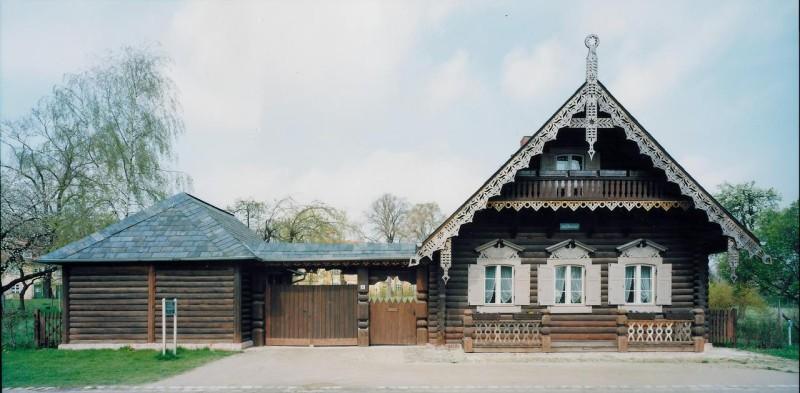 Haus 8 mit Anbau. Foto: Zwickert
