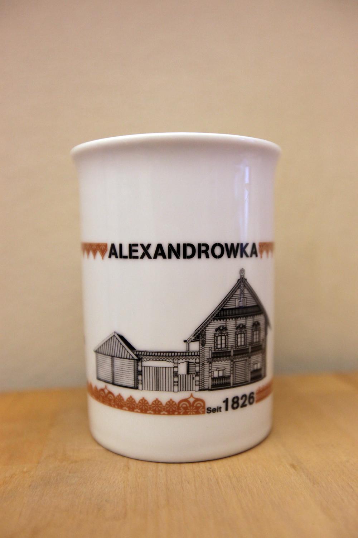 Museumsbecher-Alexandrowka